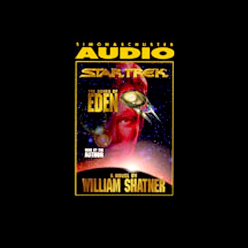 Star Trek: The Ashes of Eden (Adapted) audiobook cover art
