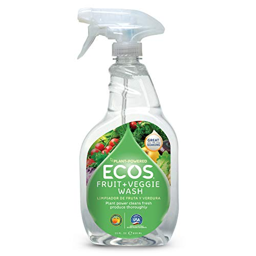 Earth Friendly Products Fruit and Veggie Wash, 1 Count