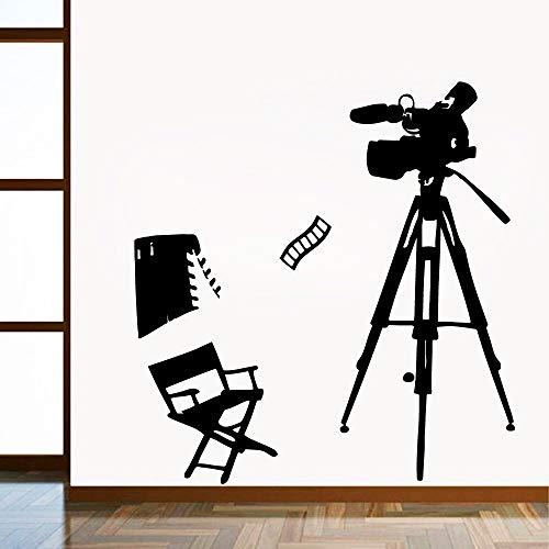 Tianpengyuanshuai Film muur stickers zelfklevend behang woonkamer school decal ideeën