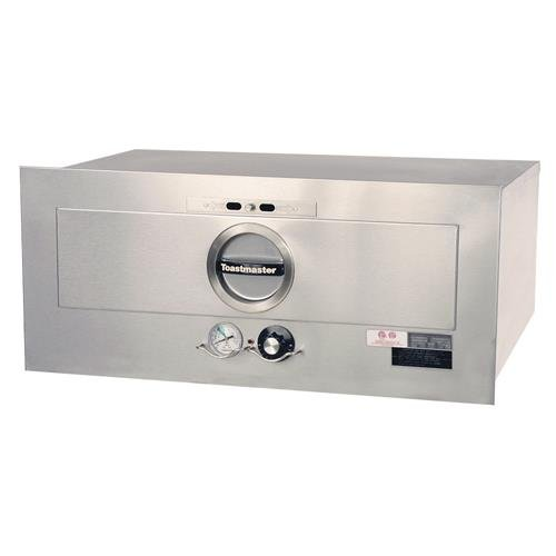 Toastmaster 3A80AT09 29-Inch Built-In Single Drawer Warmer – 120V, 450W