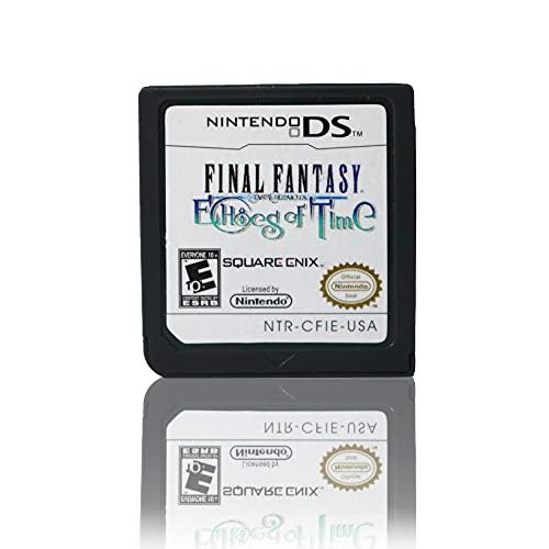 208 en 1 Cartucho de juego para Nintendo DS Tarjeta de juego de la serie Final Final de Nintendo Fantasy DS NDSI 2DS 3DS X L Tarjeta de juego Versión en EE. UU. 482 en 1 cartucho de juego para Nintend