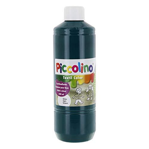 PICCOLINO -  Textilfarbe grün