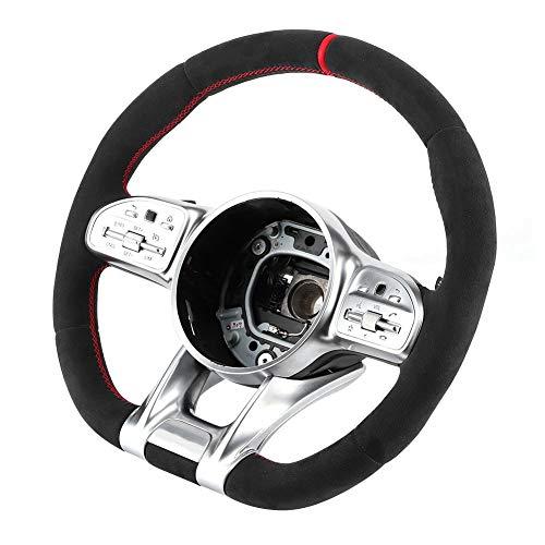 known Das neue Modell 2020 ist in Verwendung für AMG Performance Car modifizierte Lenkrad Fit - A/B/C/E/S/G/GLC/GLE Klasse C63 1 Grad.