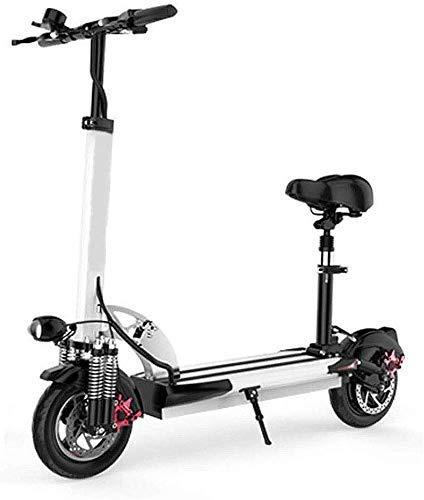 Bicicleta ectricida Plegable, Bicicleta Plegable Ligera y de Aluminio con Pedales para Adultos de Dos Ruedas Mini Pedal Ectric Coche, Motocicio al Aire Libre Bicyc BJY969 (Color : 18a)