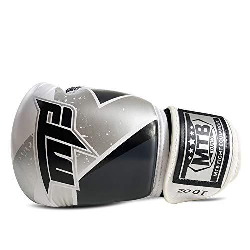 Volwassen bokshandschoenen professionele Sanda Muay Thai kinderen slaan bokszak handschoenen vechten training gevechtshandschoenen