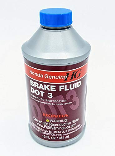 Genuine Honda 08798-9008 Brake Fluid Dot 3