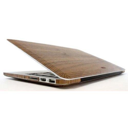 【日本正規代理店品】 TOAST Macbook Pro 13 Retina Display PLAIN COVER COMBO WALNUT MBPR-13R2-PLA-01-COM