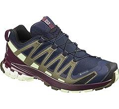 Salomon XA Pro 3D v8 GTX W, Zapatillas de Trail Running para Mujer ...