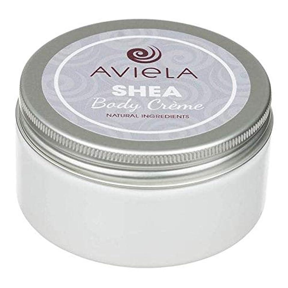 最大限硬い一掃する[Aviela] Avielaシアボディクリーム200グラム - Aviela Shea Body Creme 200g [並行輸入品]
