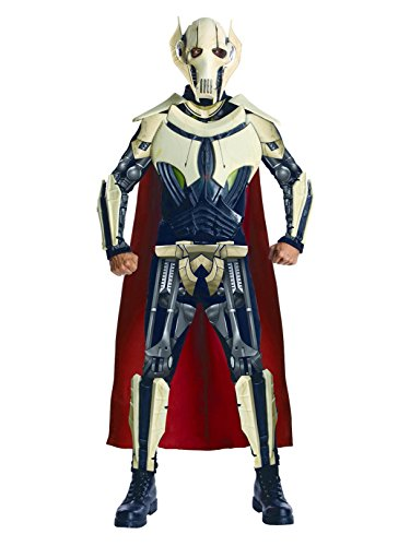 Rubie's mens Star Wars Adult Deluxe General Grievous Costume, As Shown, X-Large US