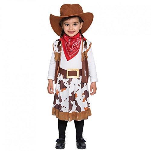 Fyasa 706373-t00disfraz de vaquera, pequeño