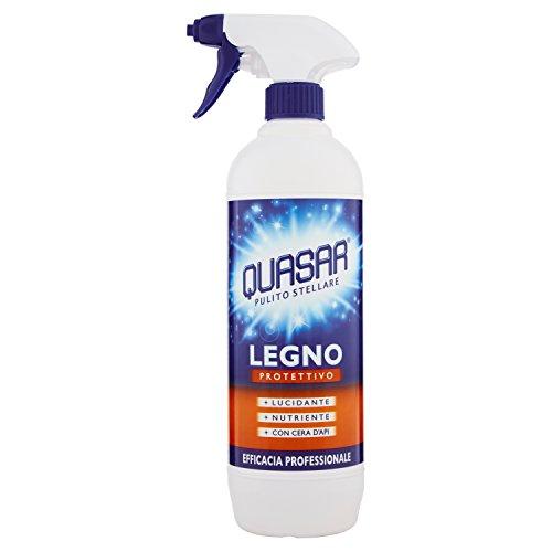 Quasar–Sgrassatore legno Trigger 650ml. Detergenti Home