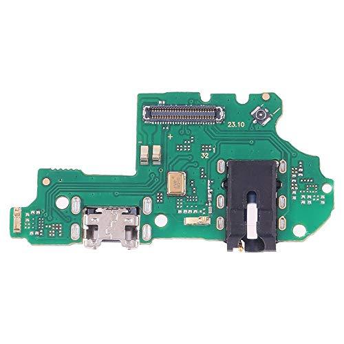 OnlyTech – Cable de circuito interno del conector de carga Dock USB, conector jack y vibrador del Huawei P Smart 2019 POT-LX1