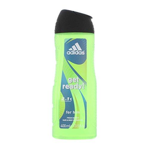 Adidas Get Ready! Gel de Douche 400 ml