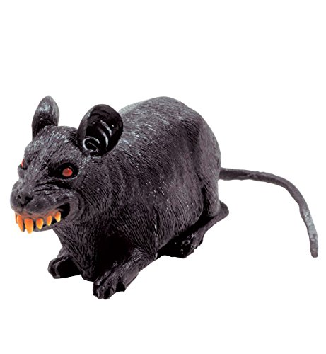 Widmann Rat Horror unisex-adult, noir, 25 cm, vd-wdm6820t