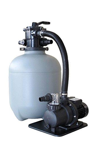 OKU Sandfilter Filteranlage Trinidad SPS 75-1 Sandfilteranlage