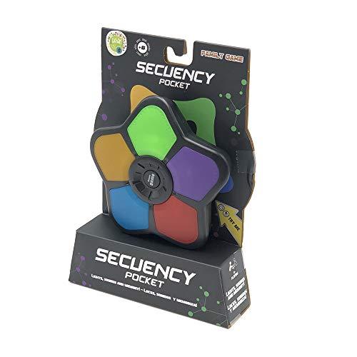 cpa toy group trading s.l.- Juego de Memoria Secuency de Bolsillo (768T00379)