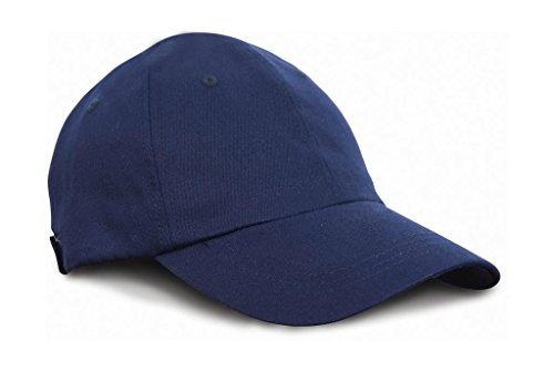 Result Headwear Gorra Arc Stretch Fit. azul marino Talla única