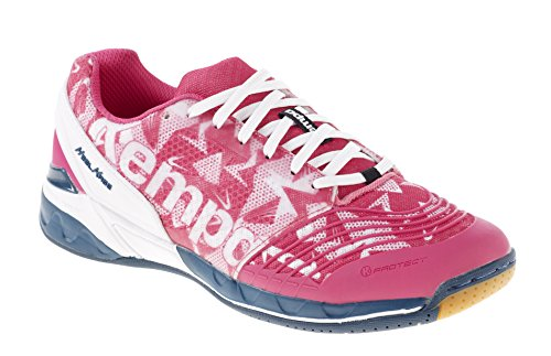 Kempa Damen Attack ONE Women Handballschuhe, Pink (02), 42.5 EU