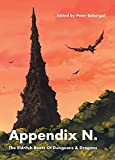 Appendix N : The Eldritch roots of dungeons and dragons