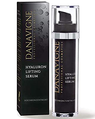 DANAVIGNE Hyaluronic Acid Cream Face & Eyes - Hyaluronic Acid Cream with Anti-Wrinkle Instant Effect - Anti Aging Face Cream for Men and Women - Pack of 1 (1 x 50ml)
