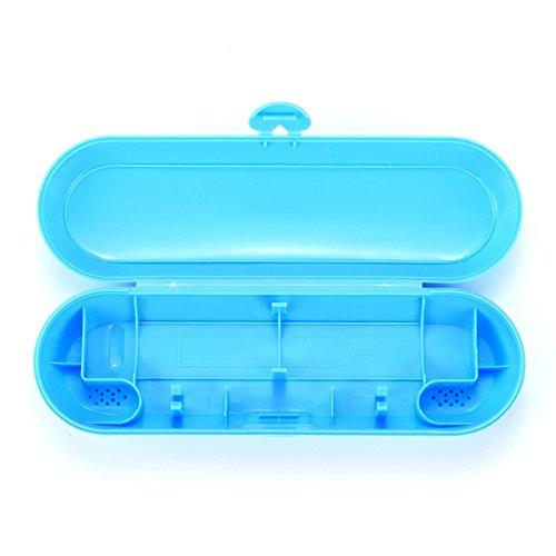 Alician Tandenborstel Travel Case Compatibel Voor Philip Xiaomi Elektrische Tandenborstels Opbergtas Blauw