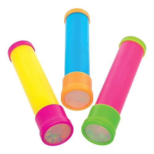 Baker Ross Kaleidoskop, für Kinder Partytaschen und kleines Spielzeug für Kinder (6 Stück)