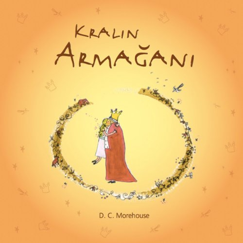 Kralin Armagani [A Gift for the King] audiobook cover art