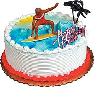 surfer figurines for cakes