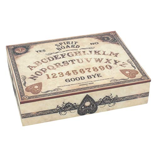 Nemesis Now Spirit Board Jewellery Box 27cm Beige