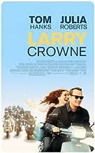 LARRY CROWNE (2011) Original Authentic Movie Poster 27x40 - Double - Sided - Tom Hanks - Julia Roberts - Bryan Cranston - Cedric the Entertainer