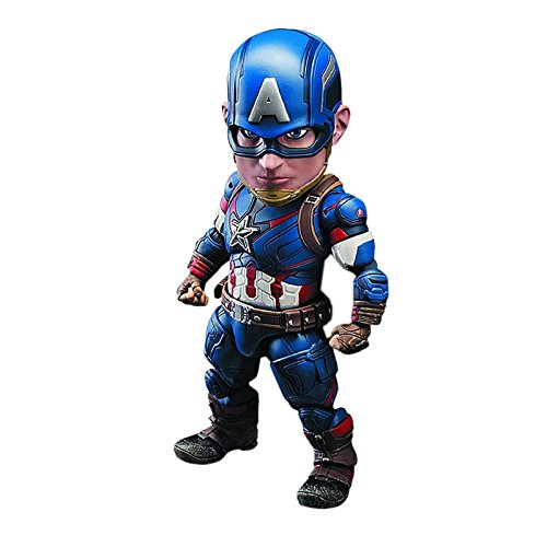 Beast Royaume Bkeaa011 Meeting AOU Captain America Figure