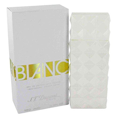 S.T.Dupont Blanc Eau de parfum pour femme en flacon vaporisateur 100 ml