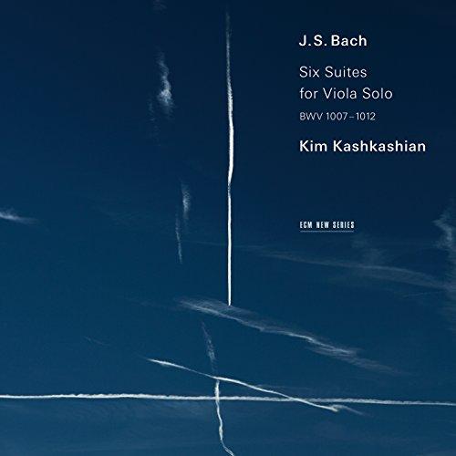 Six Suites for Viola Solo (Bwv 1007 ? 1012)