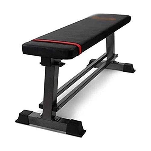 HMBB Banco de pesas Banco de entrenamiento multifunción Banco de mancuernas plegable Banco de prensa profesional Fitness