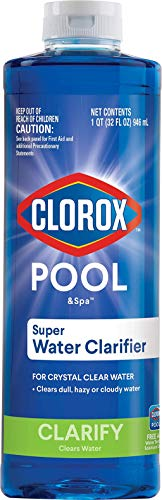 Clorox Super Pool Water Clarifier