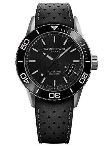 Raymond Weil 2760-TR1-20001 Freelancer Reloj automático suizo negro