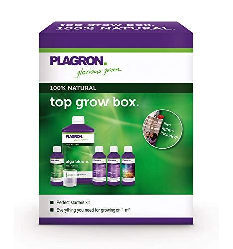 Plagron Top Grow Box, 100 % natürlich, ALGA 1 m²