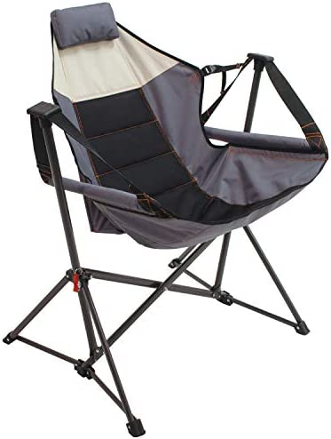 Rio Gear Outdoor Foldable Hammock Lounger Putty Slate product image