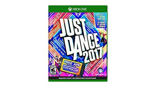 Microsoft Just Dance 2017 Xbox One - Juego (Xbox One, Danza, E10 + (Everyone 10 +), Básico)