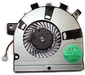Gotor® Reposición Ventilador para Toshiba Satellite E45t M40T M50-A M40t-AT02S E45t-A4200E45T-A4300serie número de pieza ab07505hx060300