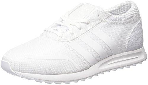 adidas Los Angeles, Unisex-Erwachsene Sneaker, Weiß (Ftwr White/Ftwr White/Ftwr White), 46 EU (11 UK)