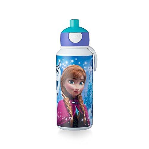 Mepal Mädchen pop-up Campus Trinkflasche, blau, 400ml
