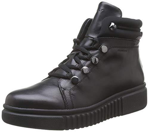 Stonefly Dixie Hdry Calf/Lycra buty zimowe damskie, czarny - Schwarz Black 000-37 EU