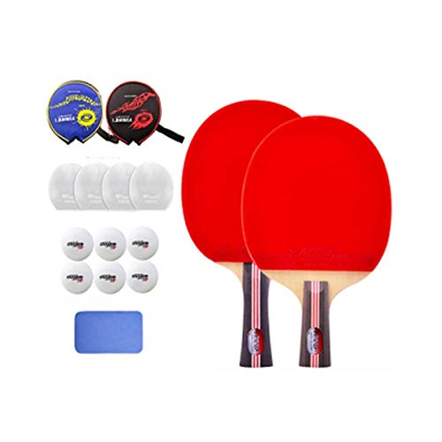 Learn More About HUIJUNWENTI Table Tennis Racket, Suitable for Outdoor Sports and Fitness Rackets, 3...