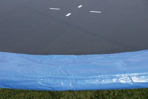 Ersatz Umrandung für Trampolin Gartentrampolin 305cm blau