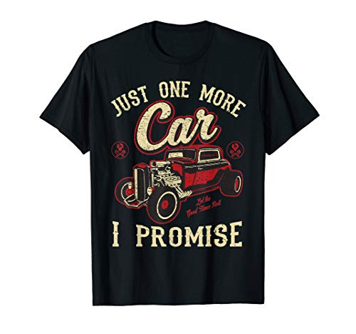Classic car shirt vintage hot rod t…
