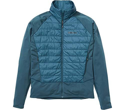 Marmot Variant Hybrid Jacket Polaire, Veste d'extérieur à Fermeture éclair sur Toute la Longueur, Respirante, résistante au Vent Homme, Stargazer, FR : M (Taille Fabricant : M)