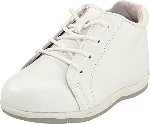 Jumping Jacks Kids Boys' Perfection (Infant/Toddler), White Leather, 2 XXW