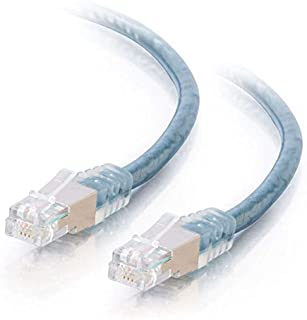 C2G RJ11 Modem Cable For DSL Internet - Connects Phone Jack To Broadband DSL Modems For High Speed Data Transfer - 50ft Lo...